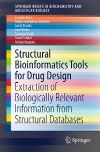 Cover Structural Bioinformatics Tools for Drug Design