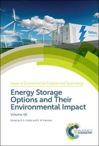 Cover Energy Storage Options and Their Environmental Impact