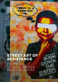 Cover Street Art of Resistance