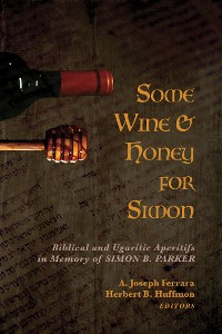 Cover Some Wine and Honey for Simon