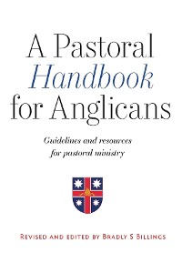 Cover A Pastoral Handbook for Anglicans