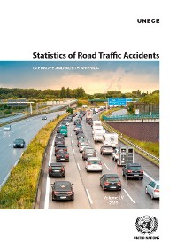 Cover Statistics of Road Traffic Accidents in Europe and North America
