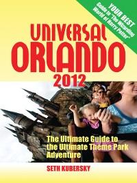 Cover Universal Orlando 2012