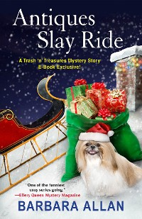 Cover Antiques Slay Ride