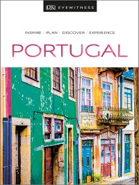 Cover DK Eyewitness Travel Guide Portugal