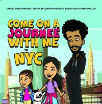 Cover Come on a Journee with me to NYC