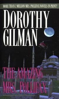 Cover Amazing Mrs. Pollifax