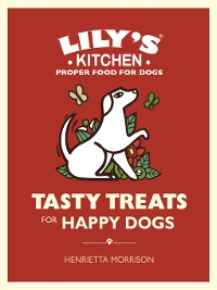 Cover Tasty Treats for Happy Dogs