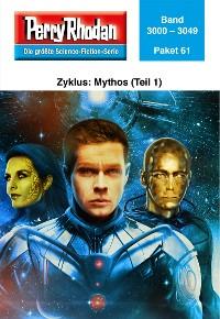 Cover Perry Rhodan-Paket 61: Mythos (Teil1)