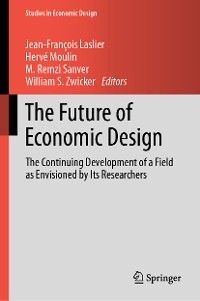 Cover The Future of Economic Design