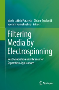 Cover Filtering Media by Electrospinning