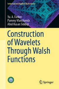 Cover Construction of Wavelets Through Walsh Functions
