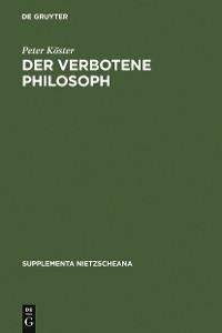 Cover Der verbotene Philosoph