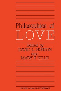 Cover Philosophies of Love
