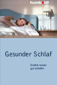 Cover Gesunder Schlaf