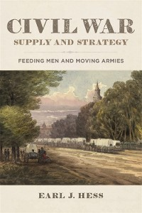 Cover Civil War Supply and Strategy