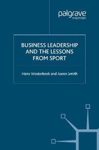 Cover Business Leadership and the Lessons from Sport