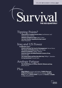 Cover Survival 49.1