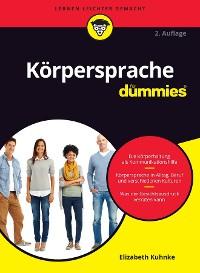 Cover Körpersprache für Dummies