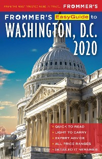 Cover Frommer's EasyGuide to Washington, D.C. 2020
