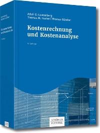 Cover Kostenrechnung und Kostenanalyse