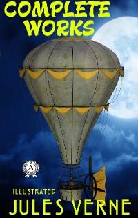 Cover Complete Works of Jules Verne (illustrated)