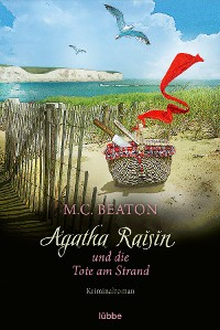 Cover Agatha Raisin und die Tote am Strand