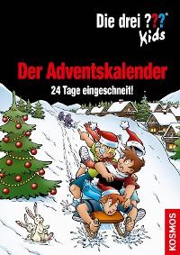 Cover Die drei ??? Kids, Der Adventskalender (drei Fragezeichen Kids)