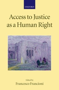 Cover Access to Justice as a Human Right