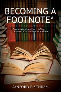 Cover Becoming a Footnote