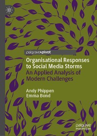 Cover Organisational Responses to Social Media Storms