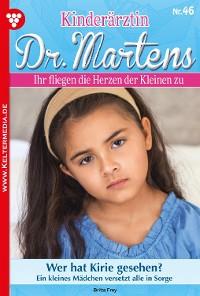 Cover Kinderärztin Dr. Martens 46 – Arztroman