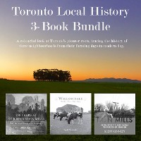 Cover Toronto Local History 3-Book Bundle