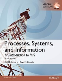 Cover Processes, Systems, and Information: An Introduction to MIS PDF ebook, Global Edition
