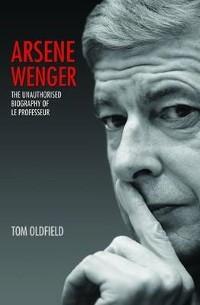 Cover Arsene Wenger - Pure Genius