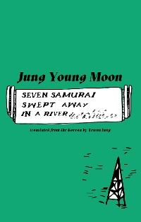 Cover Seven Samurai Swept Away in a River