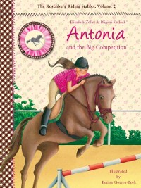 Cover Antonia and the Big Competition
