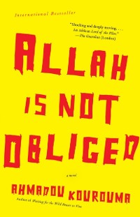 Cover Allah is Not Obliged