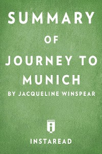 Cover Summary of Journey to Munich