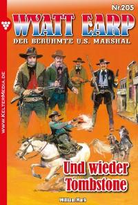 Cover Wyatt Earp 205 – Western
