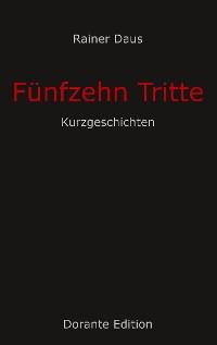 Cover Fünfzehn Tritte