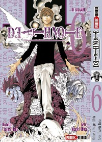 Cover Death Note 6