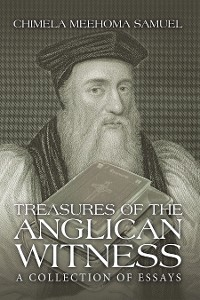 Cover Treasures of the Anglican Witness