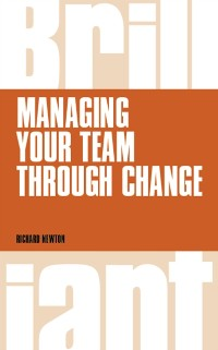 Cover Managing your Team through Change