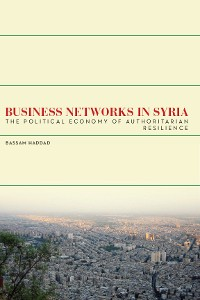 Cover Business Networks in Syria
