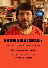 Cover Tasavvufi Vaazlar Sohbetler V