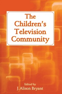 Cover Children's Television Community