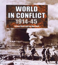 Cover World in Conflict, 1914-1945