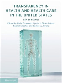 Cover Transparency in Health and Health Care in the United States
