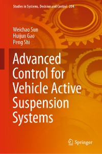Cover Advanced Control for Vehicle Active Suspension Systems